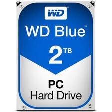 """WD 8.9cm (3.5"""") 2TB SATA3 WD20EZRZ 5400 64MB Blue intern"""