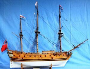Euromodel 99/011 - FALMOUTH, 18th Century Armed Merchant Ship  kit 1:75