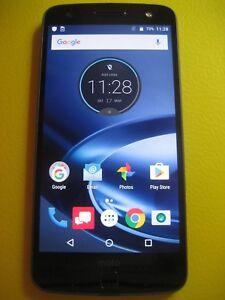 Motorola Moto Z Force Droid XT1650-02 32GB (Verizon/GSM Unlocked) NEEDS REPAIR