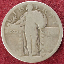 United States Standing Liberty Quarter (D2208)