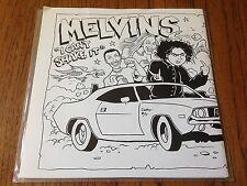 "Melvins/Cosmic Psychos Gearhead 7"" Vinyl Record non lp songs! angel/racey covers"