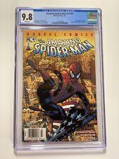 Amazing Spider-man 41 Cgc 9.8 V Vol Volume 2 Newsstand Edition