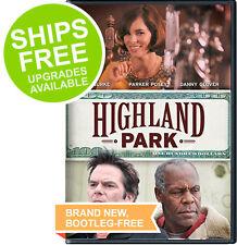 Highland Park (DVD, 2013) NEW, Sealed, Billy Burke, Danny Glover, Parker Posey