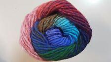 Noro Kureyon #354 Purple Blue Red Hunter 50g Wool