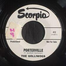 Golliwogs, Scorpio 412, Porterville & Call It Pretending, Promo