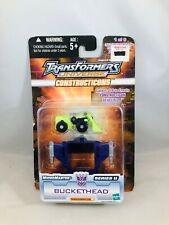 Transformers Universe Contructicons Buckethead MicroMaster Series II