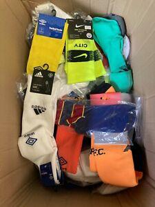 Kid's Football Socks - 3 for £8 Official Branded/Team Mix n Match Socks - NWD