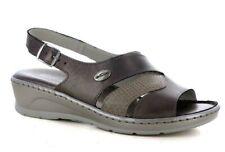 Florance 22635 Avec Tourterelle Perle Chaussures Femmes Sandales Sangles Confort