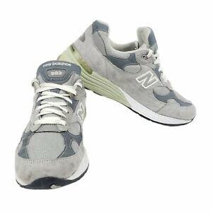 New Balance 992 USA Sneakers Men's Size 12 Gray