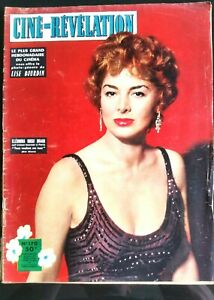 CINE-REVELATION n°170 du 4/07/1957; E. Rossi Drago/ B. Brian/ C. Valente/ Duhour