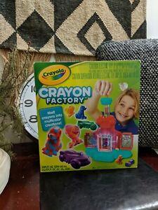 Crayola Crayon Factory Mold Maker