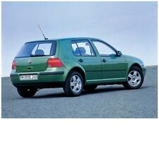 VW Golf IV 4 1997-2006 hinten Stoßstange in Wunschfarbe lackiert, NEU!