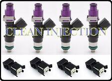 fit 1000cc BOSCH ev14 Fuel injectors Nissan CA18DET & GTi-R Pulsar SR20DET 240sx