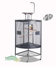 Sittichkäfig Eckkäfig Vogelbauer Voliere Nikko Antik von Montana Cages