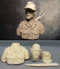 Busto 1/12, Aleman Africa Corps , Bust 1/12, German Africa Korps, BU-9