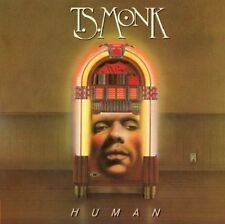 T.S. Monk - Human     new cd in seal  Funky Town Grooves