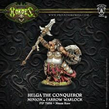 Privateer Press Minions Helga the Conqueror Model Kit PIP 75050 new