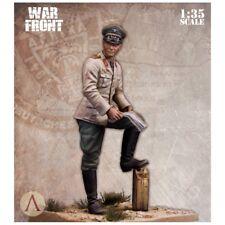 Scale 75 War Front Marshal Erwin Rommel WW2 1/35th Unpainted Resin Kit