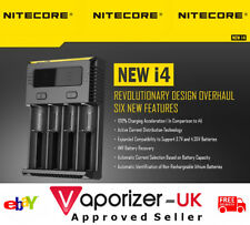 NITECORE NEW i4 *** NEW 2018 *** Digicharger 18650 26650 Scratch Code
