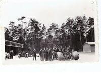 Foto 2.WK  Flak Geschütz  Luftwaffe Kaserne Dessau ca. 1940 Wehrmacht WW2 C39