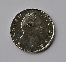 1835 East India Company British Silver 1 Rupee Coin - WILLIAM IIII - Look !!