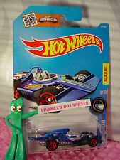 2016 i Hot Wheels FORMULA FLASHBACK #8✰racing blue;9;Red ✰RACE TEAM✰Case N/P