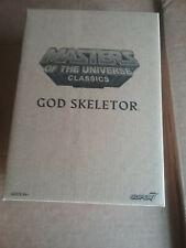 MOTU William Stout Collection Hyper God Skeletor Figure F. Langella Super7