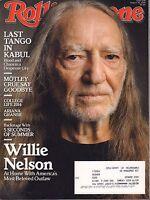 Rolling Stone August 28 2014 Willie Nelson, Motley Crue w/ML VG 090816DBE