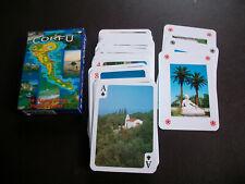 Corfu Playing Cards Free P+P