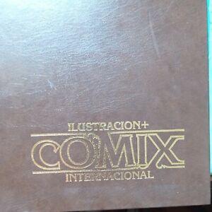 6numeros De Ilustración COMIX Internacional De 7a12