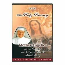 THE HOLY ROSARY W MOTHER ANGELICA CD: AN EWTN CD