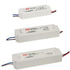 MeanWell LED switching power supplies LPV-series / 5V 12V 15V 24V 36V 48V