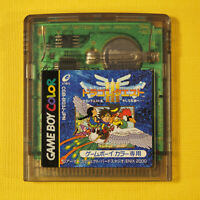 Dragon Quest III 3 (Nintendo Game Boy Color GBC, 2000) Japan Import