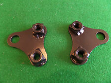 PAIR OF YAMAHA TZ750 ENGINE BRACKET PLATES TZ 350 750