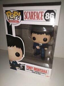 Funko Pop! Movies Tony Montana Scarface #86