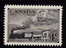 CANADA  SCOTT # 311   MNH  TRAIN TOPICAL