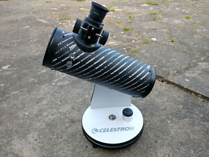Celestron FirstScope 76mm Dobsonian Reflector Telescope