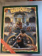 HeroQuest Espansione Il Ritorno del Signore Degli Stregoni - Completo Mai Usato