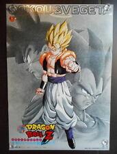 fp)    Dragon Ball Z: Fusion RebornGoku and Vegeta   ]JP BIG POSTER 1995-#35