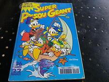 SUPER PICSOU GEANT 85 bon état, haut de couverture un peu frotté.