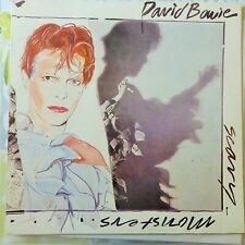 DAVID BOWIE LP SCARY MONSTERS 1980 HOLLAND VG++/VG++ OIS