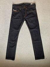 Diesel Jeans Thavar W29 30 L29 Dark Blue Navy Slim Skinny Denim