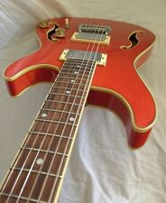 Ibanez Artcore FWD60-TOR-12-01 Semi-hollow body electric guitar, rare and sweet!