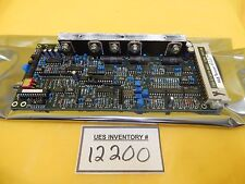 KLA-Tencor 750-613674-000 Y-Axis Driver PCB Card eS20XP E-Beam Used Working