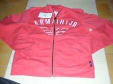 Maglione Jumper Shirt Felpa ARMANI JUNIOR nuova/nwt 9 anni/years