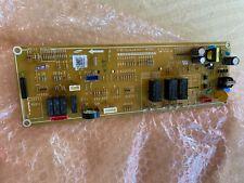 Samsung Range De92-02588G Oven Control Board and Clock Part De92-02588Gr