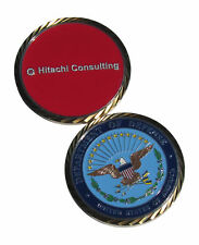 Hitachi Consulting DoD Challenge Coin
