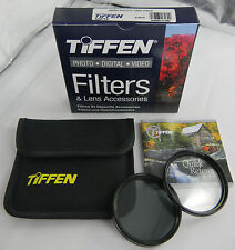 (PRL) TIFFEN SET 52 mm FILTRE FILTERS FILTRI UV PROTECTOR + POLARIZZATORE CIRC.