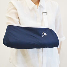 Compression arm sling shoulder immobilizer brace for pain relief