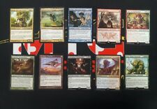 Magic MTG -Legendary Lot, 10 Rare/Foil Rare Cards - Over 1000 to Collect!